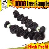 Индийские волосы с хорошим качеством, целесообразным ценой от Kbl