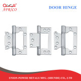 Дверная фурнитура из нержавеющей стали (SS201) от оси петель встык для двери используется закрепите