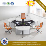 Partition de bureau de poste de travail de portées des meubles du bureau ISO9001 4 (HX-UN005)