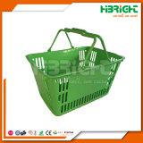 Supermarché main Plastique Panier