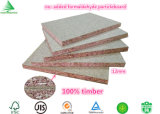 La qualité Aucun-Ajoutent le panneau de particules de plaine du formaldéhyde 25mm pour des meubles