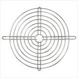Elipse de 6 pulgadas de ventilador de flujo axial con armazón de aluminio y el 5 de los rodetes