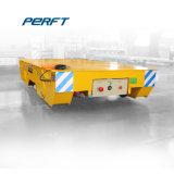 Contenedor del puerto de alta velocidad mediante el transportador de remolque eléctricos