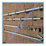 Ringlock échafaudage en métal avec la certification CE