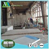 Bajo precio EPS ligeros paneles sándwich de cemento para la pared interior/exterior