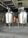 Бак буфера молока нержавеющей стали 1000 литров двойной Jacketed