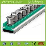 La guida Chain della poliammide per trasporta più meglio del Tipo-Cu della guida di UHMWPE