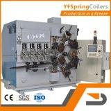 YFSpring Coilers C5120 - диаметр провода 6,00 - 12,00 мм пять сервомеханизмы - пружины с ЧПУ станок