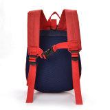 Saco de escola bonito personalizado na moda da criança da trouxa do jardim de infância do logotipo