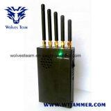 Portable 3G 4G Lte Celular Jammer & Jammer WiFi