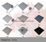 Natuurlijk Wit/Zwart/Geel/Veelkleurig/Grijs Graniet voor de Tegel/de Muur/de Treden van de Vloer