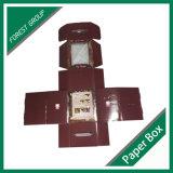 Doppelter glatter gedruckter gewölbter Verschiffen-Kasten