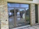 Puerta francesa de aluminio de cristal del vendedor del doble americano caliente del estilo