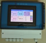 pH/Do/Temp. Analizzatore dell'acqua di /Turbidity/Conductivity con alto Accurancy