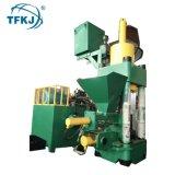 Presse hydraulique de briquette de poudre du câblage cuivre Y83-6300