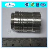 CNC Turningthread Roestvrij staal 304/316 Verbinding van het Uitsteeksel van de Pijp