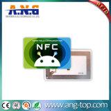 Hf autocolante inteligente NFC programáveis de RFID