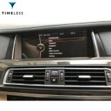 Percorso di GPS degli accessori dell'automobile di Andriod Timelesslong audio per di BMW 7 2013-2015) Nbt sistemi originali di serie F01 F02 ((TIA-227)