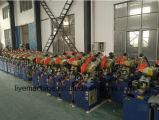 Tagliatrice manuale blu del ferro di angolo del sistema di raffreddamento ad acqua di Yj-315s