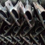 Barandilla aflautada de acero galvanizada sumergida caliente