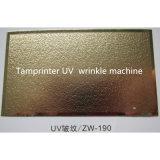 Wuv TM-1000 Efeito vincos personalizados automática de cura UV a máquina da loiça