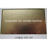 TM Wuv 1000 세라믹을%s 자동적인 주문을 받아서 만들어진 주름 효력 UV 치료 기계