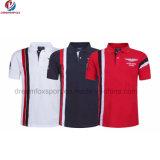 Impression en sublimation personnalisé Polo shirt Polo de golf de l'équipe pour les hommes