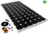 日曜日の太陽エネルギーPVのモジュールのモノクリスタル太陽電池パネル