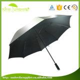 卸し売りまっすぐなゴルフ傘のための防風のガラス繊維フレーム