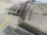 Blech-hydraulische Presse-Bremse und verbiegende Metallplattenmaschine