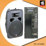 15 Spreker van Bluetooth van de Macht van de duim de Professionele 200W Plastic Actieve met FM pS-1015abt