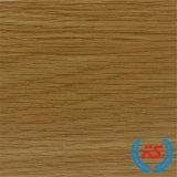 1250mm*2470mm Grain du bois de chêne papier imprégné de mélamine pour l'aggloméré (8339)