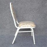 연회 (YC-D300)를 위한 호화스러운 백색 겹쳐 쌓이는 결혼식 의자