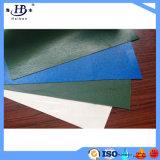 UV упорная и водоустойчивая ткань крена брезента слоения PVC
