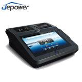 Terminal Android da posição de Jepower/terminal Android Jp762A da posição com leitor de WiFi/Bluetooth/3G/NFC/RFID