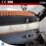 Konische doppelte Schraube Belüftung-Rohr-Extruder-Maschine