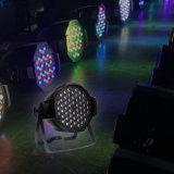 LED-NENNWERT Licht 54X3w RGBW 4 In1