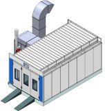Het Schilderen van de Nevel van de Auto van Ecomomic Opblaasbare de Cabine bakt Oven