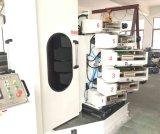 Seis de plástico cor máquina de impressão em offset com alta qualidade