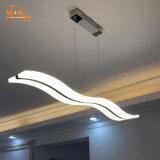 Lampadario a bracci decorativo moderno del LED per l'indicatore luminoso del pendente della sala da pranzo