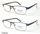 De nieuwe Optische die Frames van het Ontwerp van Titanium worden gemaakt (TT 6252)