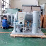 Usine en ligne de purification de pétrole de turbine