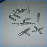 Het Hoge Roestvrij staal van uitstekende kwaliteit CNC die van de Vraag Deel machinaal bewerken