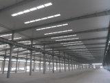 Estructura de acero de Company de 30 Years' para el taller del almacén