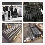 Machine de découpe laser à fibre CNC pour tuyau métallique /de forage de coupe