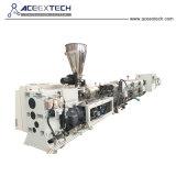 Máquina de extrusión de polímeros para tubería de PVC