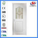 Porte en verre d'oscillation Tempered en bois intérieure (JHK-G13)