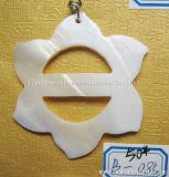 La personalización de bricolaje moda accesorios de joyería Colgante Collar Botón Blanco intérprete