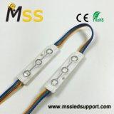 China5050 3chips SMD módulo LED cor integral - Módulo de LED RGB interior China módulos LED, 5050 Módulo LED