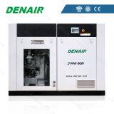 A elevada eficiência 145 Psi Compressor de ar de parafuso isentos de óleo com 2 estágios